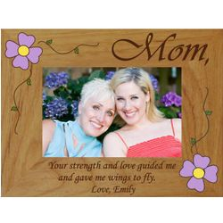 Personalized Mom Message Frame