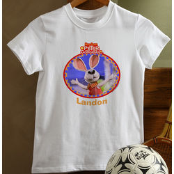 Personalized Peter Cottontail Kid's T-Shirt