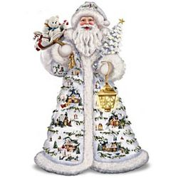 Father Christmas Santa Claus Figurine