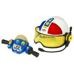 Police Adventure Squad Helmet Heroes Toy