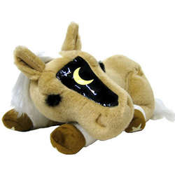 Plush Horse with Nightlight - Moonbeam