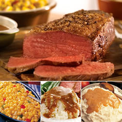 Tri-Tip Roast Feast