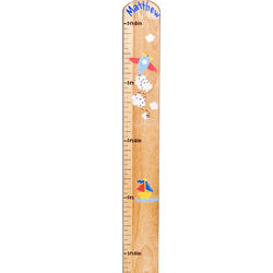 Personalized Natural Growth Chart
