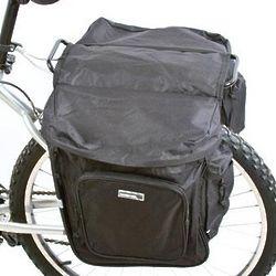 Rear Bike Rack Pannier Bag