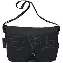 Men's Black Armani Bag