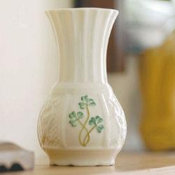 Nadine Spill Belleek Vase