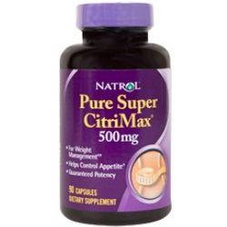 Pure Super CitriMax Hydroxycitric Acid Diet Supplement