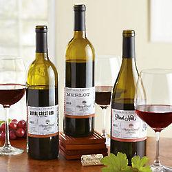 Red Wine Trio Gift Box