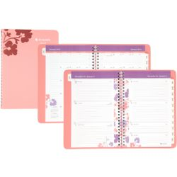 Wandering Bloom Premium Desk Appointment Book