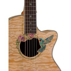Hummingbird Parlor Acoustic-Electric Guitar