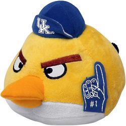 Kentucky Wildcats Angry Birds Plush