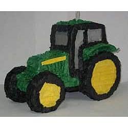 John Deere Tractor Deluxe Party Pinata