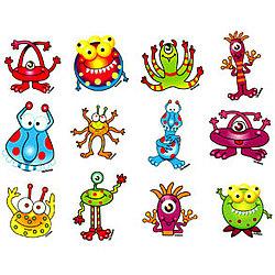 Monster Tattoos