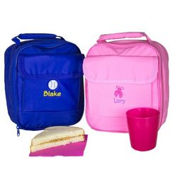 Kid's Insulated Lunch Box