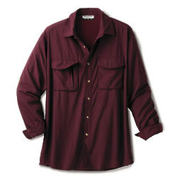 Adventure and Travel Vented Shirt
