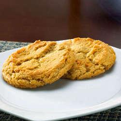 32 Peanut Butter Cookies