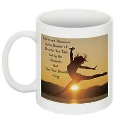 Take Your Breath Away Coffee Mug
