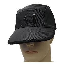 Armani Jeans Black Hat