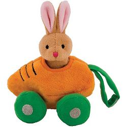 Bunny Buggy Soft Toy