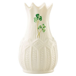Mini Cashel Belleek Vase