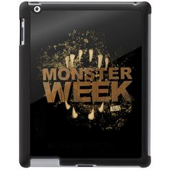 Monster Week Teeth iPad Case