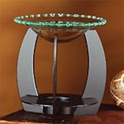 Aromatherapy Burner with Curved Legs