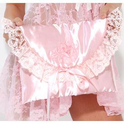 Soft Pink Lingerie Capture