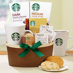 Starbucks Fan Favorite Coffee Basket