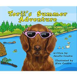 Torii's Summer Adventure Children's Book