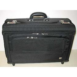 """21"""" Ballistic Nylon Wheeled Catalog Case"""