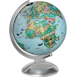 Globe 4 Kids Illuminated Earth Globe