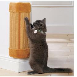 Cat Corner Scratcher