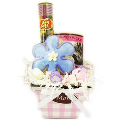 Mom Keepsake Candy Tin Planter