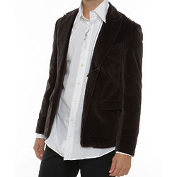 Ferre Men's Italian Brown Jacket
