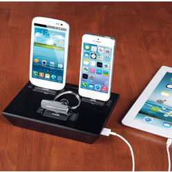 Any Device 4-Station Charging Dock