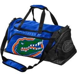 Royal Blue Florida Gators Medium Duffel Bag
