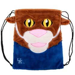 Kentucky Wildcats Plush Mascot Backsack