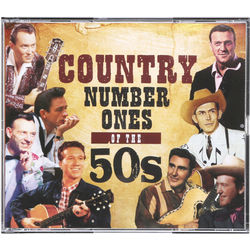 Country Number Ones of the 50s CD Set