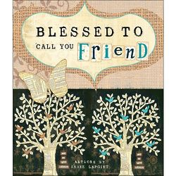 Blessed to Call You Friend Book