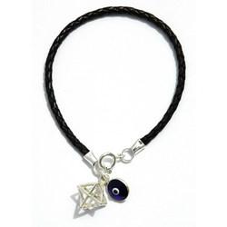 Merkaba Protection Charm Bracelet