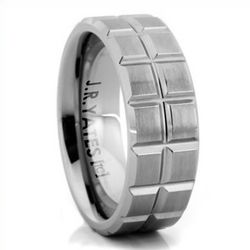 Ballantine Tungsten Ring