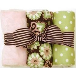 Lola Burp Cloth Set