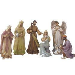 Small Classic Christmas Nativity Set