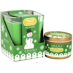 Soy Vegepure Evergreen Candle Gift Set