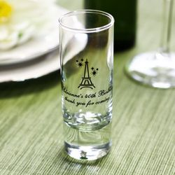 Themed Personalized Double Shot Glasses