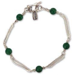 Good Luck Aventurine Link Bracelet