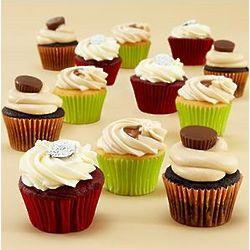 One Dozen Specialty Cupcake Sampler