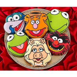 Disney Muppets Cookie Collection