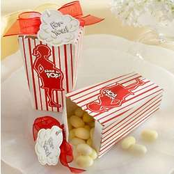 About to Pop! Baby Shower Favor Boxes