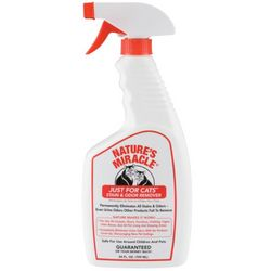 Just for Cats Stain and Odor Remover